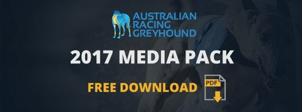 Australian Racing Greyhound advertising opportunites