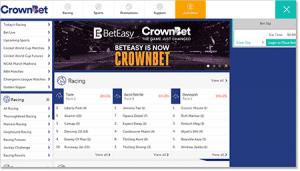 Crownbet bookmakers