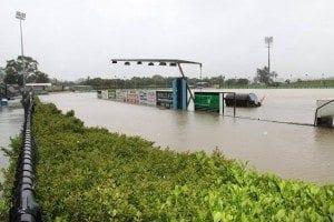 Flash floods wreak havoc on The Gardens and Maitland