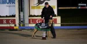Lenny looking for gold in National Sprint Championship