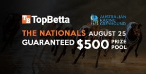 Topbetta tournament guaranteed $500