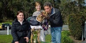 Zinzan Brooke sensational in Group 3 Healesville Cup