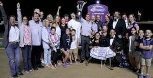Crudeli's Equanimity wins 2017 Group 2 All Stars Sprint