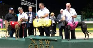 Scott Keeping causes a boilover in Group 3 Summer Cup