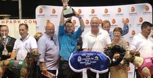 Simon Keeping wins 2018 Group 1 Association Cup
