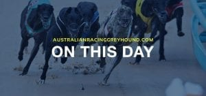 From the archives: Today 26th March in greyhound news