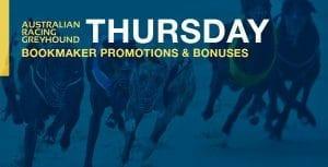 Greyhound betting bookmaker offers for Thursday 8th October 2020