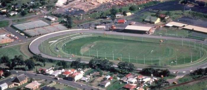 Bulli Greyhound Track