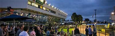 Sandown Park Greyhound Track