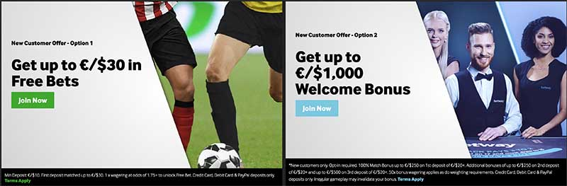 Betway greyhound promotions and sign up bonus