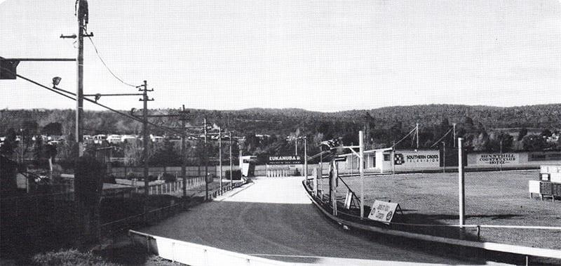 Launceston Greyhound History